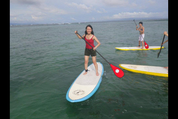 Learn Stand-Up Paddle - 0