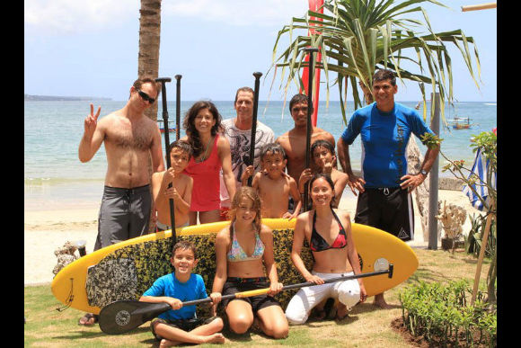 Learn Stand-Up Paddle - 1