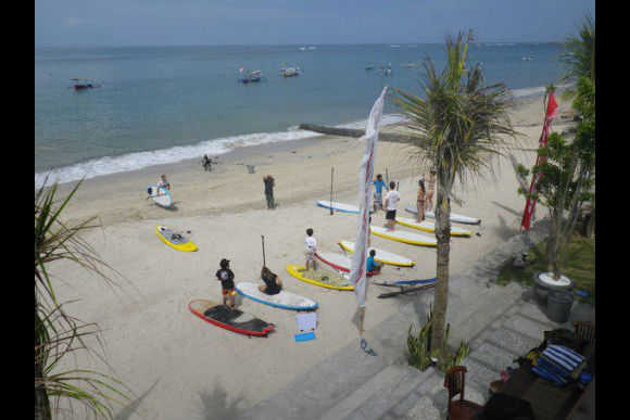 Learn Stand-Up Paddle - 2