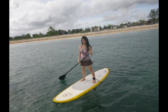 Learn Stand-Up Paddle - 3