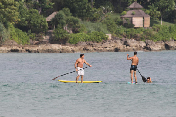 Enjoy Stand-Up Paddling on a Lake in Bali - 2