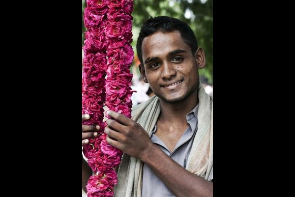(The disappeared) Flower Markets of Delhi   - 2
