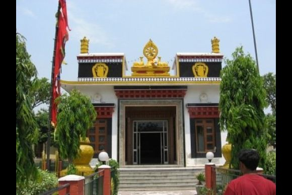 Learn about Delhi's Buddhist Roots and Pray in Temples - 0