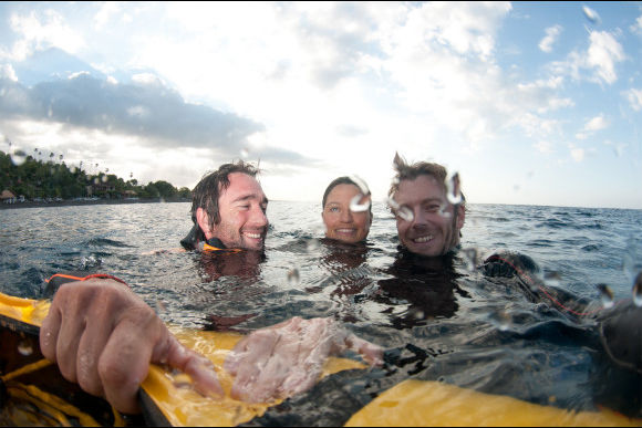 Intro to Freediving in Amed, Bali - 0