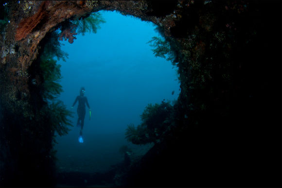 Intro to Freediving in Amed, Bali - 2