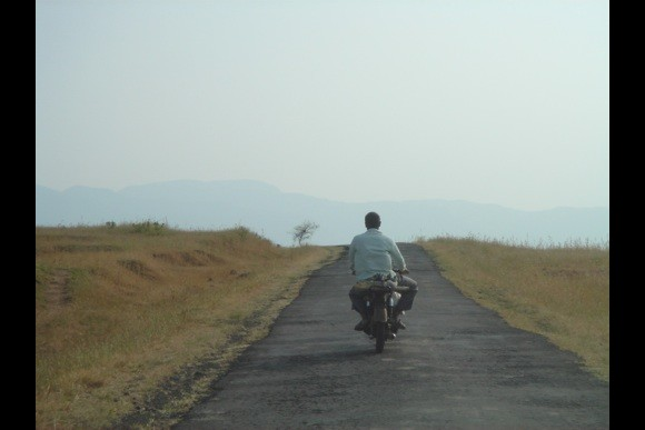 Escape from Mumbai by Motorbike - 0