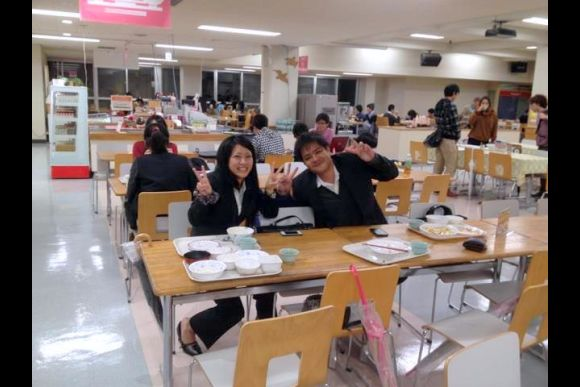 Let's have lunch at the University of the Ryukyus - 0