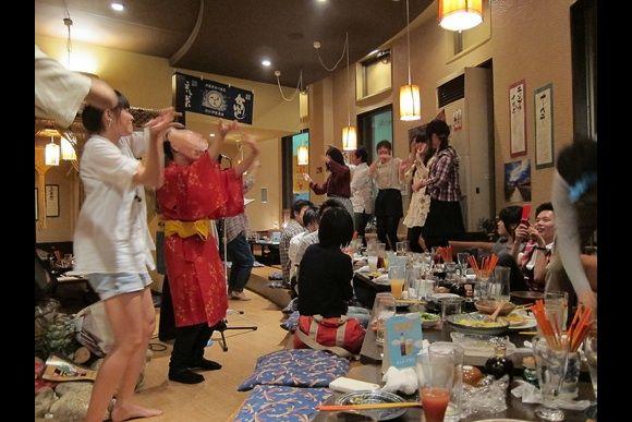 Let's Go to the Pub of Okinawa Ryukyu Folk Music! - 0