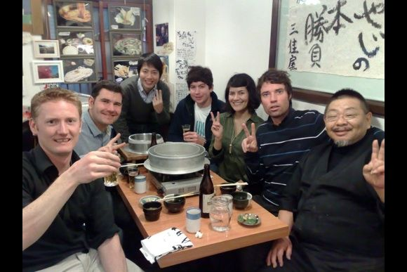 Experience Handmade Udon Noodle Making - 3