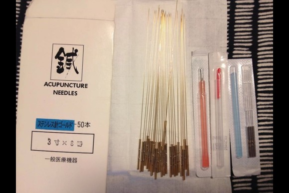 Traditional Japanese Acupuncture Treatment - 1