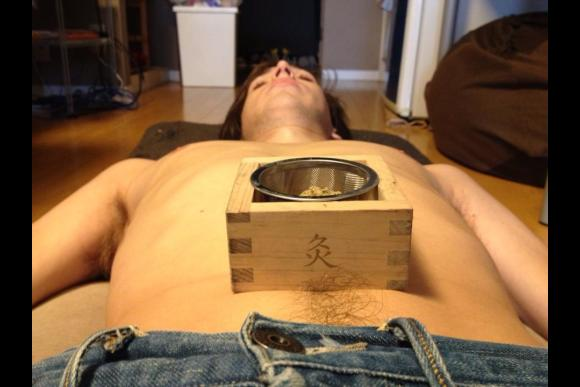 Traditional Japanese Acupuncture Treatment - 4