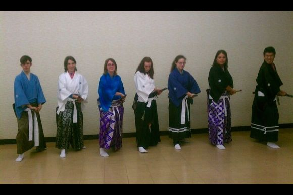 Learn How to Become a Samurai (3 hours Lesson in Costume) - 1