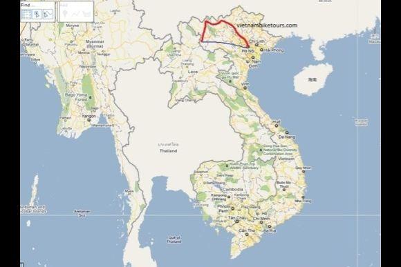 Bike for a week from Hanoi to Dien Bien Phu - 2