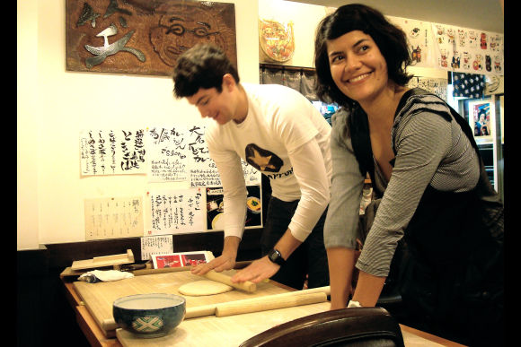 Experience Handmade Udon Noodle Making - 4