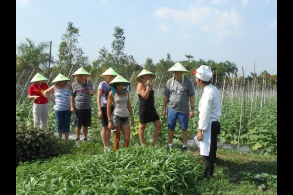 Take a farm trip and cooking class in Ho Chi Minh - 0