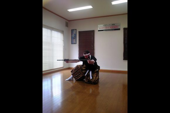Learn How to Become a Samurai (3 hours Lesson in Costume) - 4