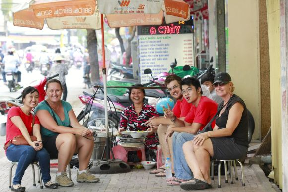 Savour the street food of Ho Chi Minh City on a motorbike - 5