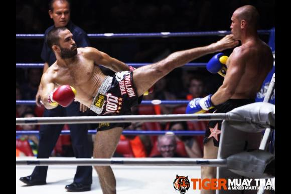 Kick-ass with Muay Thai & MMA - 1