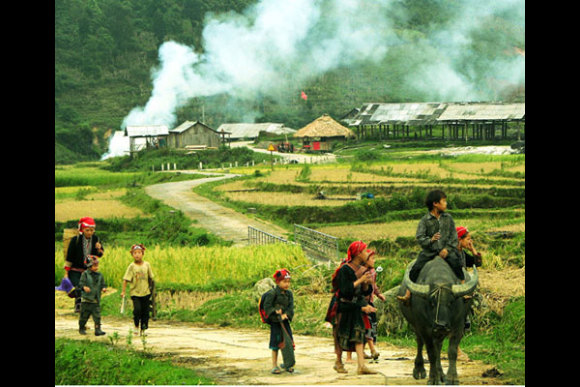 Experience off-road cycling in Northern Vietnam - 3