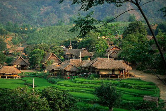 Experience off-road cycling in Northern Vietnam - 4