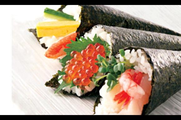 Temaki Sushi Party in Tokyo - 0