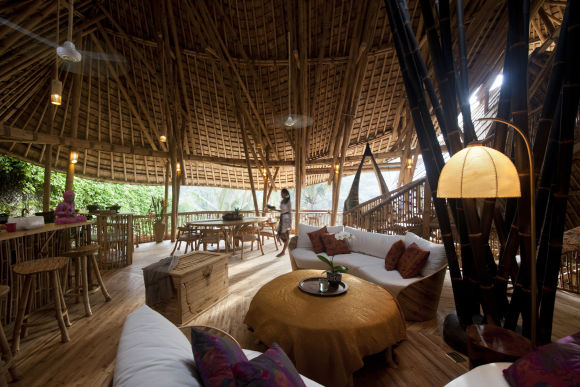Visit Bali's Famous Bamboo Mansions and Design Workshop - 0