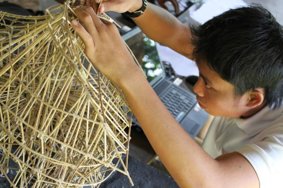 Visit Bali's Famous Bamboo Mansions and Design Workshop - 1