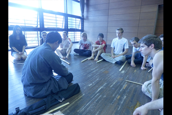 Learn Traditional Japanese Swordsmanship in Tokyo - 0