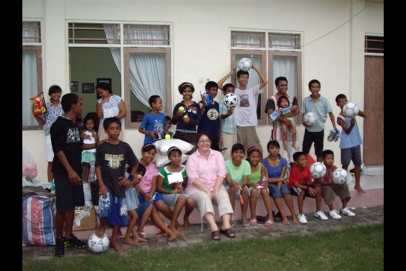 Visit the Lovely Children from Jodie O'Shea Orphanage - 0