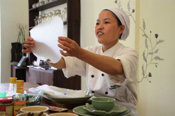 Learn the secret of Vietnamese local cuisine - 1