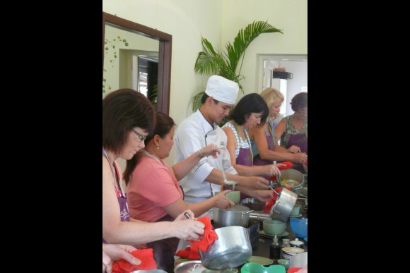 Learn the secret of Vietnamese local cuisine - 3