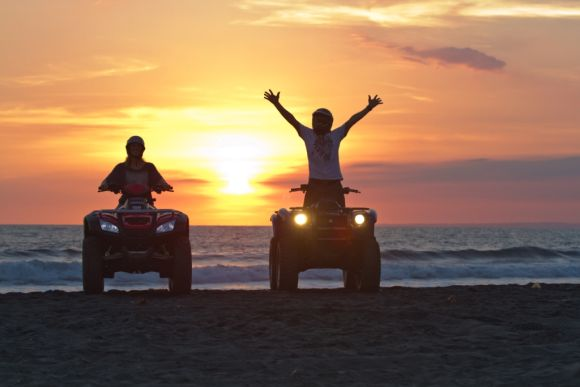 Bali ATV Tours: Seaside Villages and Beach Ride - 0