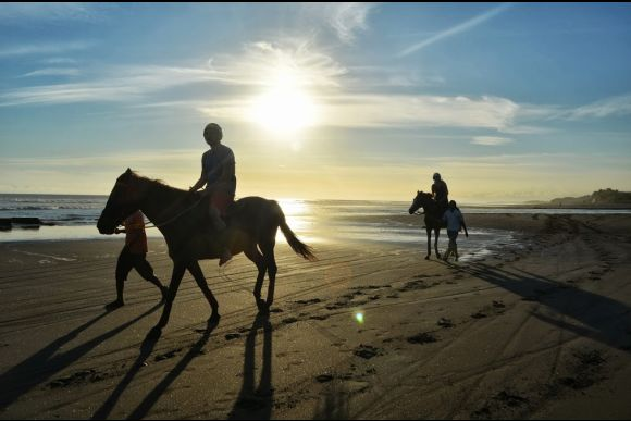 Enjoy a Full Day of Fun on Horseback and ATV - 0