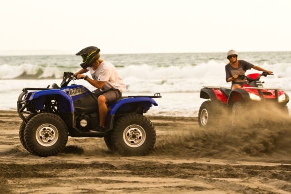 Bali ATV Tours: Seaside Villages and Beach Ride - 1