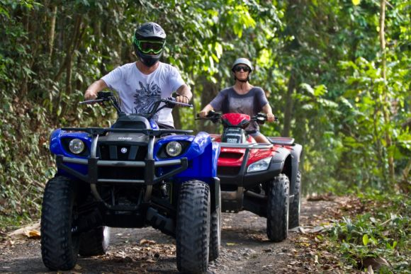 Bali ATV Tours: Seaside Villages and Beach Ride - 5