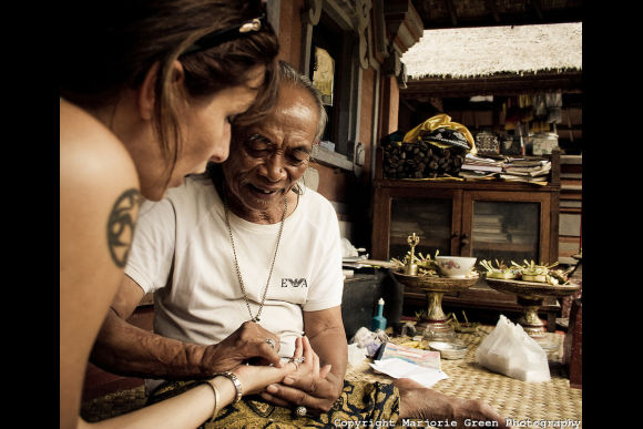 Meet Bali's Local Shamans, Healers & Fortune Tellers - 2