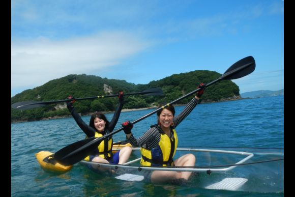 Explore Seaweed Forest on a Kayak Tour! - 0
