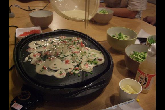 Takoyaki Night with a Japanese college student!  - 0