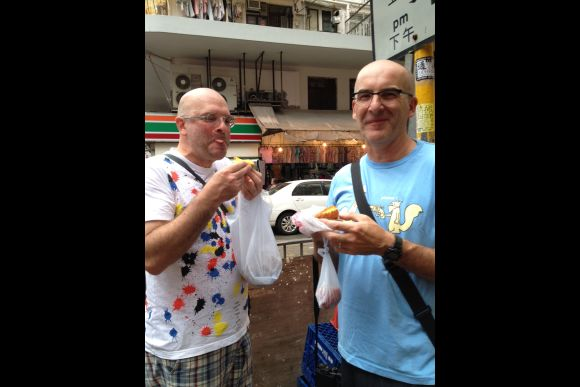 Go on a Street Food Tour with a Local Chef - 0