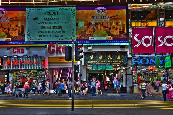 Visit Chungking Mansions with an Ex-Resident - 1