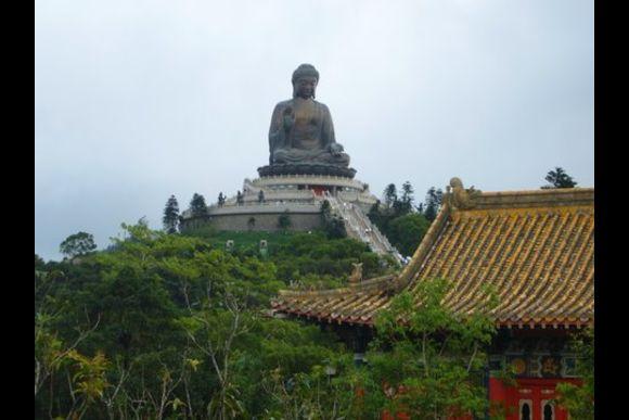 Hike Lantau Island: Big Buddha, Tai O Fishing Village etc. - 3