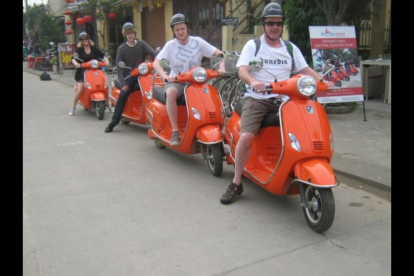 Feel the Charm of Hoi An on Asia's 1st Electric Scooter Tour - 0