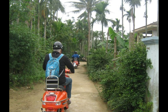 Feel the Charm of Hoi An on Asia's 1st Electric Scooter Tour - 2