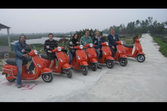 Feel the Charm of Hoi An on Asia's 1st Electric Scooter Tour - 3