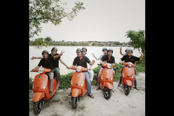 Feel the Charm of Hoi An on Asia's 1st Electric Scooter Tour - 4