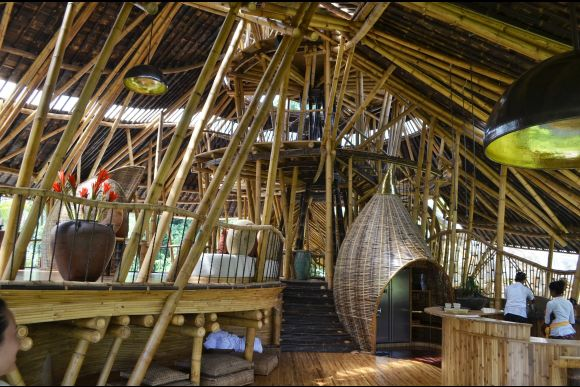 Visit Bali's Famous Bamboo Mansions and Design Workshop - 3