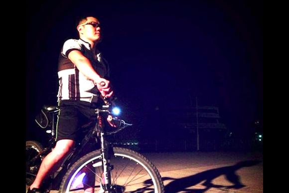 Let's Go Cycling to Late Night Lake Biwa & Ramen Supper - 4