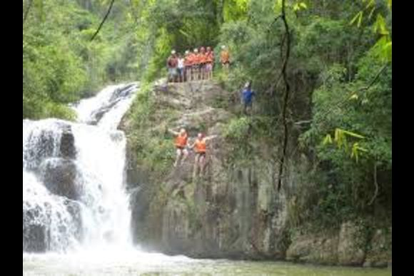 Explore Wild Da Lat through Canyoning & Abseiling  - 4