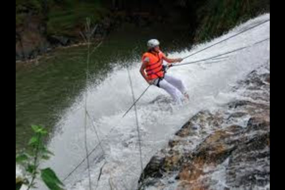 Explore Wild Da Lat through Canyoning & Abseiling  - 5
