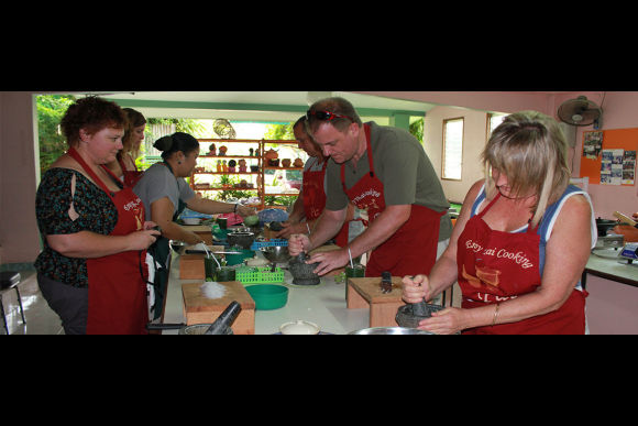Join a Home Cooking Class with a Master Chef from Phuket - 0